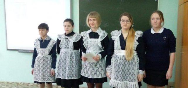 Школьный этап Всероссийского конкурса чтецов «Живая классика»