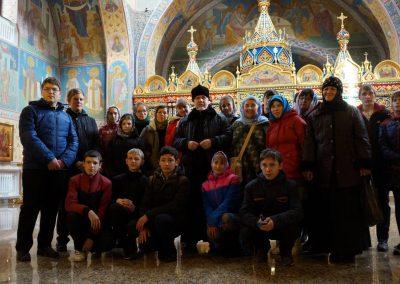 Поездка в Успенский культурно - исторический центр (10)