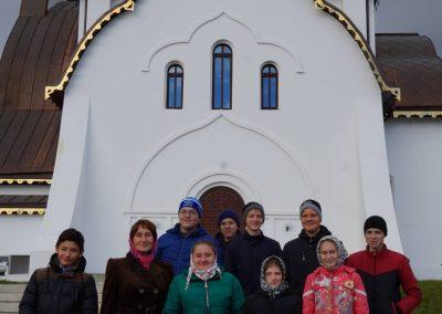 Поездка в Успенский культурно - исторический центр (11)