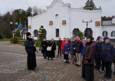 Поездка в Успенский культурно - исторический центр (4)