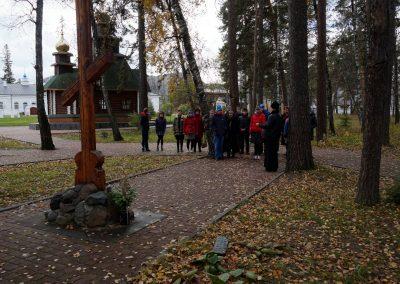 Поездка в Успенский культурно - исторический центр (6)