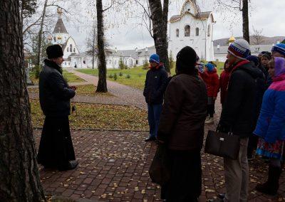 Поездка в Успенский культурно - исторический центр (7)