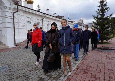 Поездка в Успенский культурно - исторический центр (8)