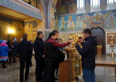 Поездка в Успенский культурно - исторический центр (9)