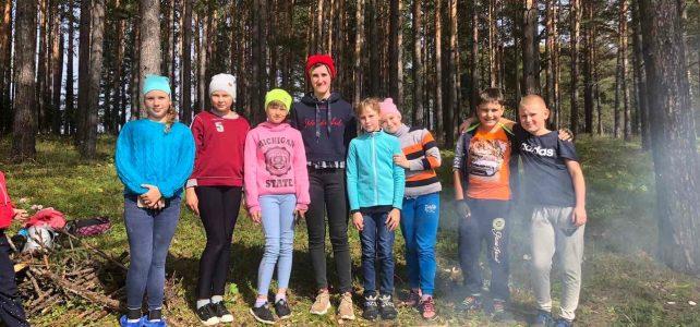 За здоровьем в лес!